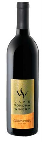Lake Sonoma Winery Cabernet Sauvignon